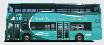 Dublin Airport City Centre Airlink